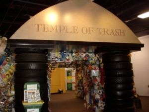Temple of Trash