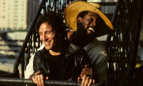 Bruce Springsteen, Clarence Clemons, 1978